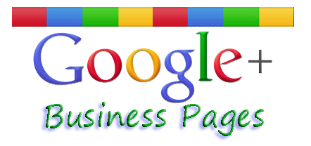 google business pages