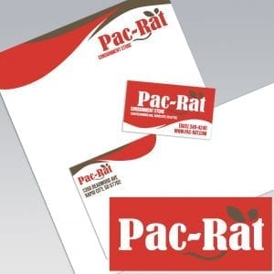 Dot Marketing and Design - Gallery - Logo Design and Branding - Pac-Rat