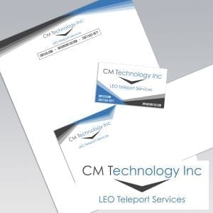 Dot Marketing and Design - Gallery - Logo Design and Branding - CM Technology Inc
